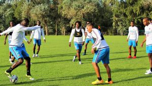 colombia training Argentina 2015