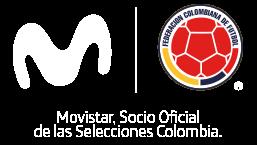 Movistar Socio Oficial de las Selecciones Colombia